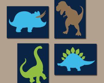 SAFARI Tier Wandkunst tierische Kinderzimmer Artwork von TRMdesign