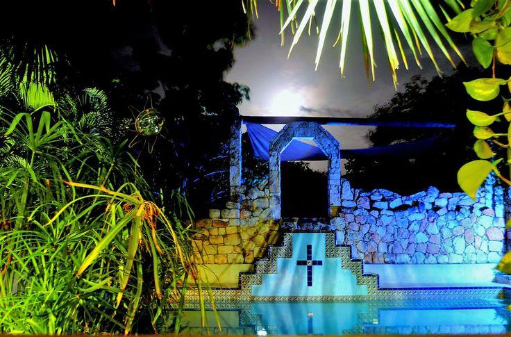 Hacienda Hotel Santo Domingo, Izamal Yucatan - Hotel Izamal, Hacienda Izamal hotel, HACIENDA HOTEL SANTO DOMINGO,