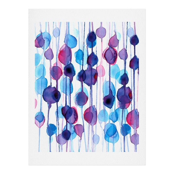 Abstract Watercolor Canvas Print                                                                                                                                                                                 More