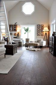 Att välja golv till sitt hus är otroligt viktigt för känslan man vill uppnå. Mörkt eller ljust är en smaksak. Det finns även en praktiskt v...
