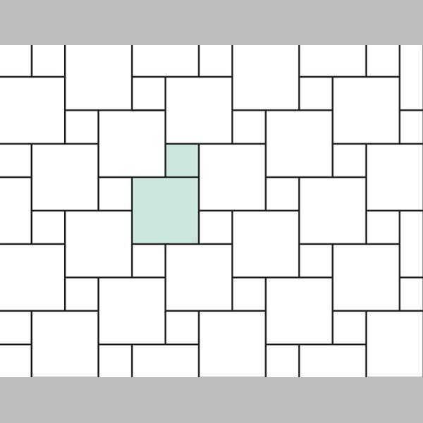 Laying Pattern Iii Paver Patterns Geometric Floor