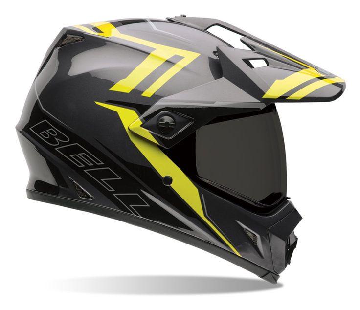 The best collection of Dual Sport Helmets - https://www.revzilla.com/dual-sport-helmets