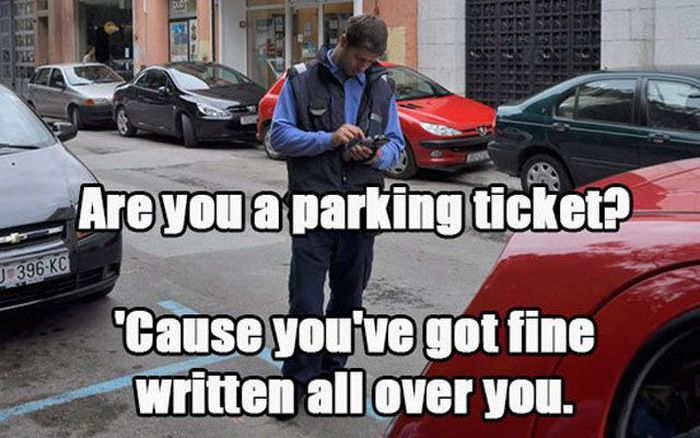 20 Awesomely Bad Pick Up Lines