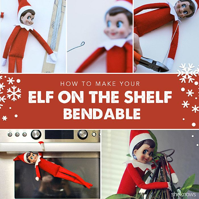 48 best images about ho ho ho on pinterest christmas for Elf shelf craft show