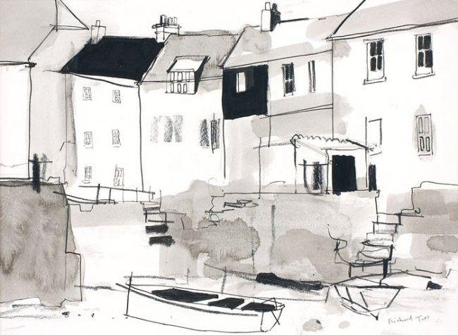 Richard Tuff - Fowey River Cottage