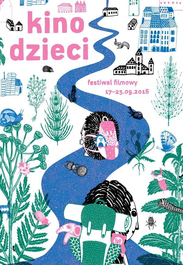 Kino Dzieci 2016 - Kasia Walentynowicz Portfolio