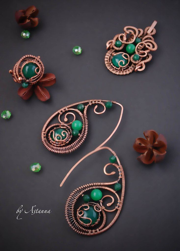 The 1312 best Jewel images on Pinterest   Build your own, Copper ...