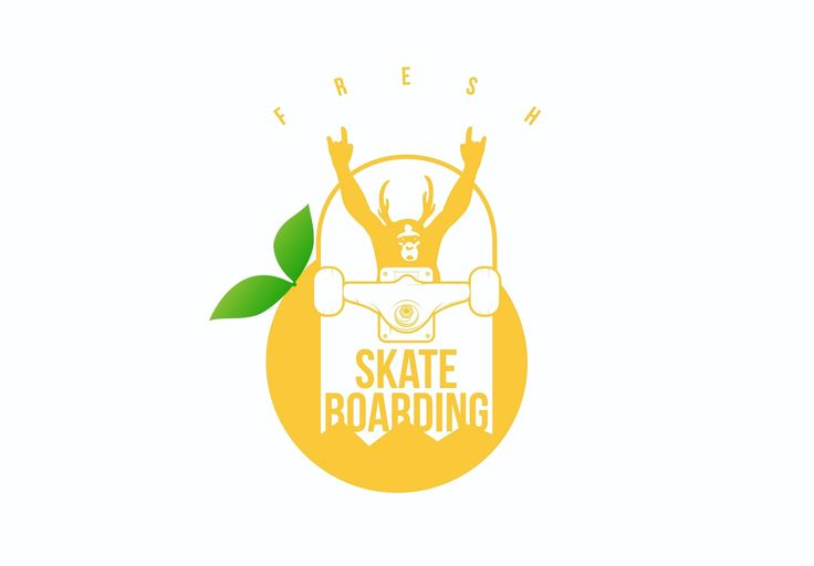 Skateboarding is fresh