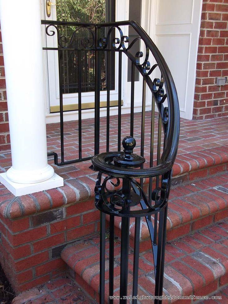 Best Wrought Iron Railings Philadelphia Pa Custom Wrought 400 x 300