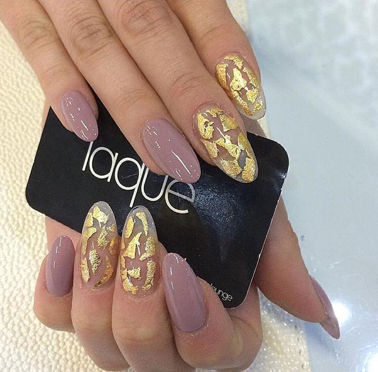 9 best foil nails images on Pinterest   Foil nails, Foil nail art ...