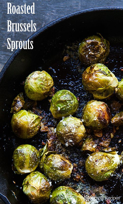 free 5 0 tr fit 4 Brussels sprouts  oven roasted with garlic  olive oil  lemon juice  salt  pepper  and Parmesan cheese