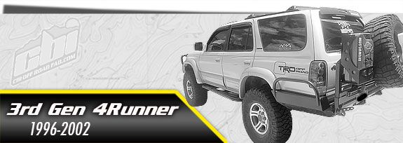 3rd Gen. Toyota 4runner Products