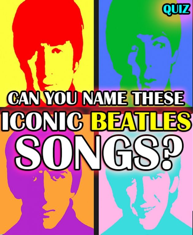 Can You Name These 12 Iconic Beatles Songs?!! You get one line of lyrics – can you name these timeless Beatles hits? Give this quiz a try and test your knowledge!