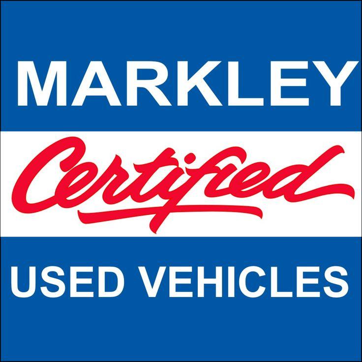 What Is A Markley Certified Used Vehicle Visit Our