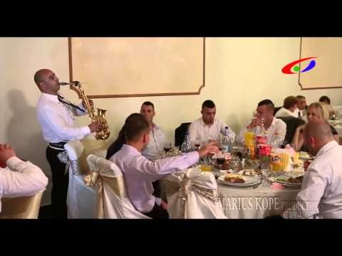♫ Formatia MONTANA Brasov - SAXOFONUL CARE VORBESTE , PROG FARCAS - live...