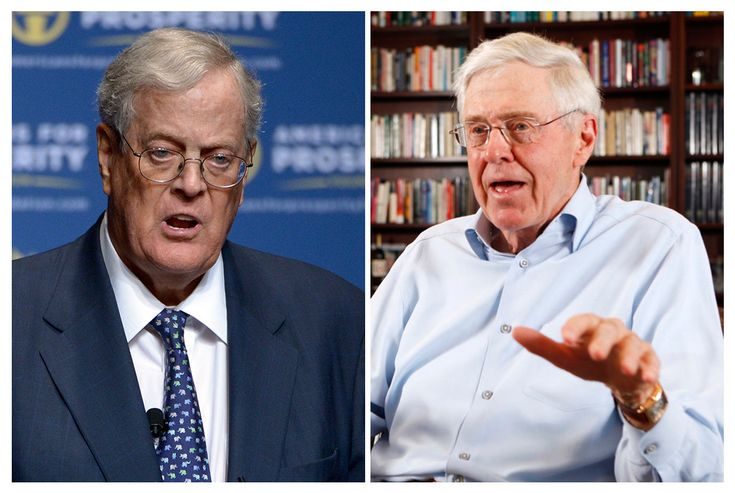 I.R.S. Will No Longer Force Kochs and Other Groups to Disclose Donors