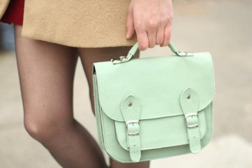 Bag! #mintMint Green, Clothing, Colors, Green Handbags, Handbags Obsession, Bags Pur, Handbags Heavens, Mint Bags, Accessories