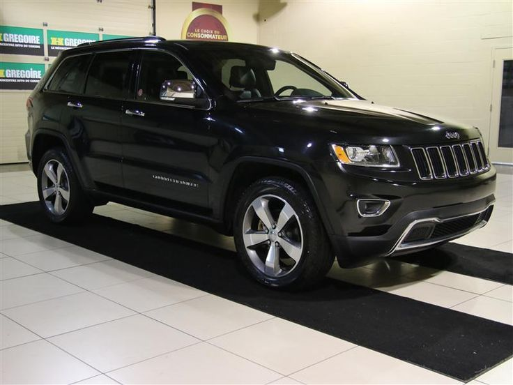 Best 2011 Jeep Grand Cherokee Limited For Sale In Canada