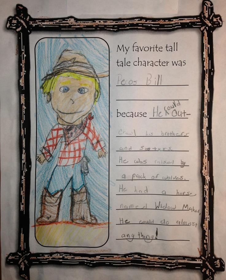 Totally Terrific in Texas: Tall Tales