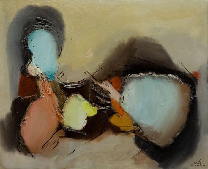 Tadeusz Kantor - Obraz, 1965