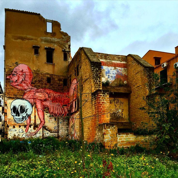 Tra lo #Spasimo e il creativo a Palermo