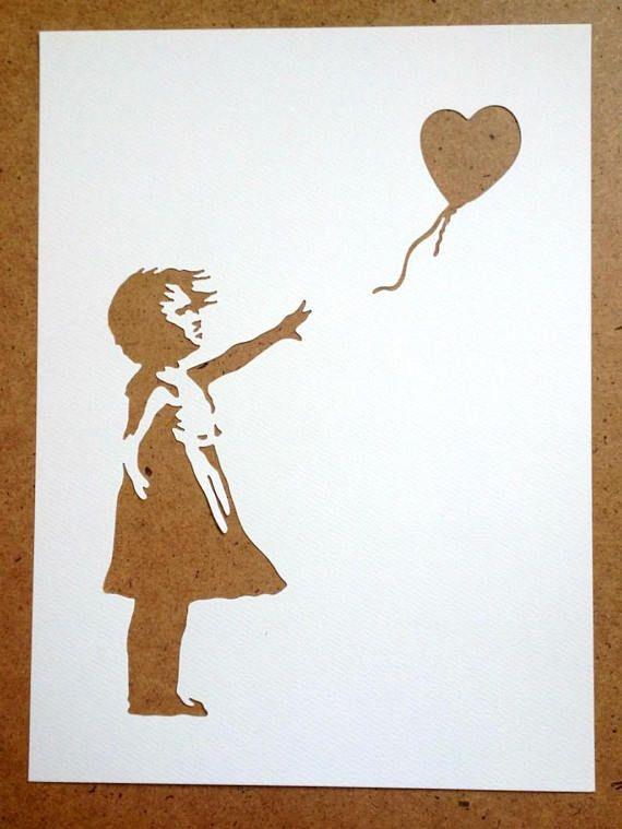 best 25  banksy stencil ideas on pinterest