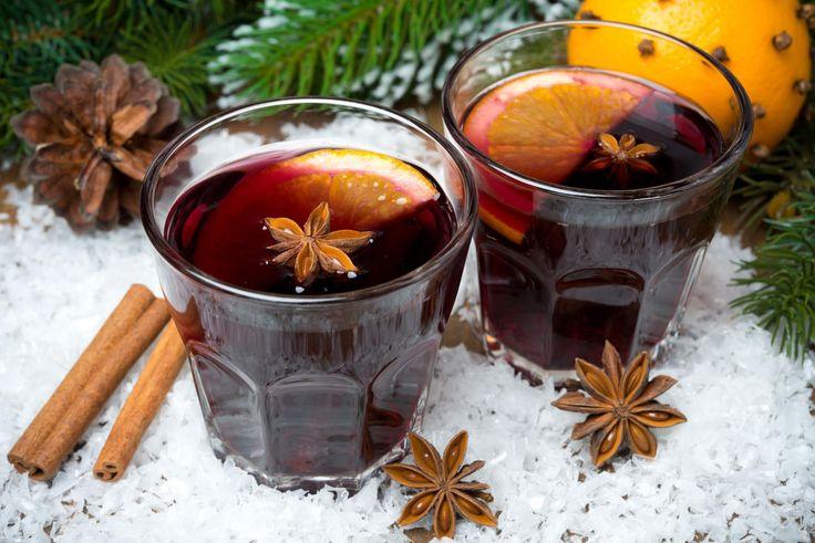 Vianočný punč | peknevianoce.sk