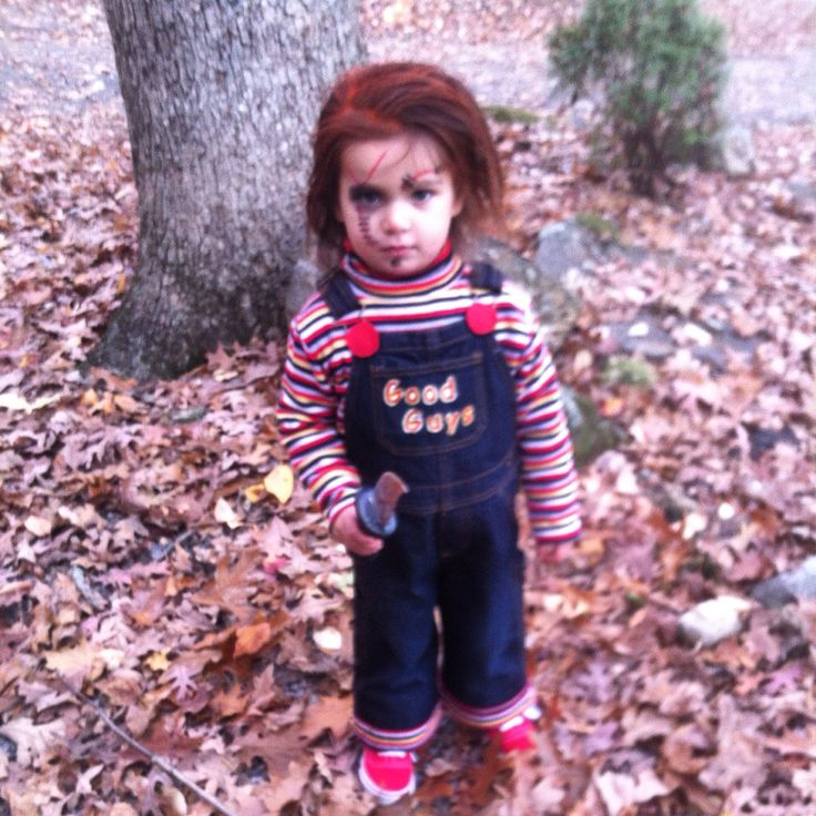 chucky costume for toddler - photo #4