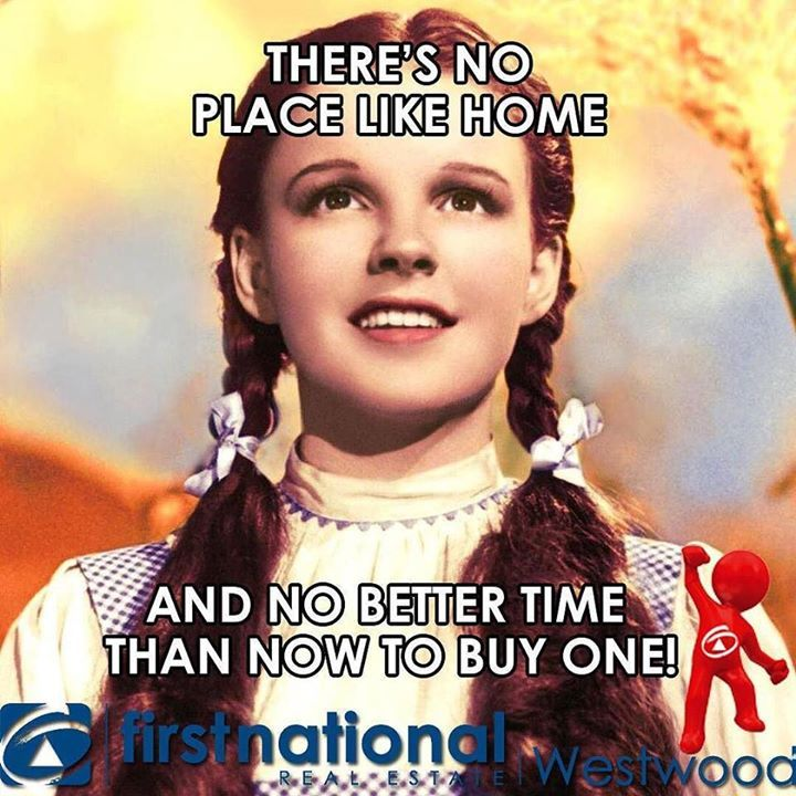 There's No Place Like Home!  #fnrewestwood