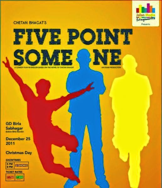 Five point someone by Chetan Bhagat