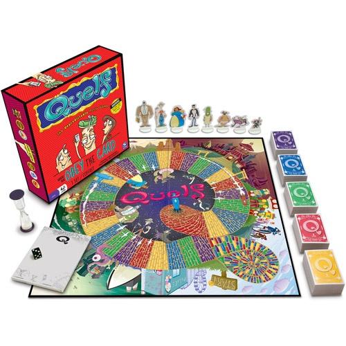 Spin Master Games Quelf Game