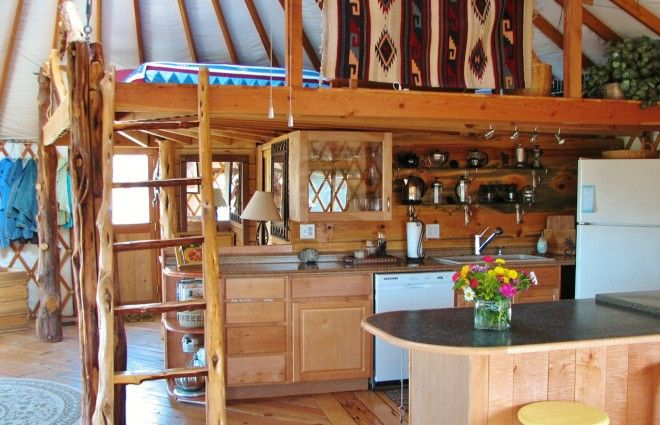Tiny Home Designs: 25+ Best Ideas About Yurt Interior On Pinterest