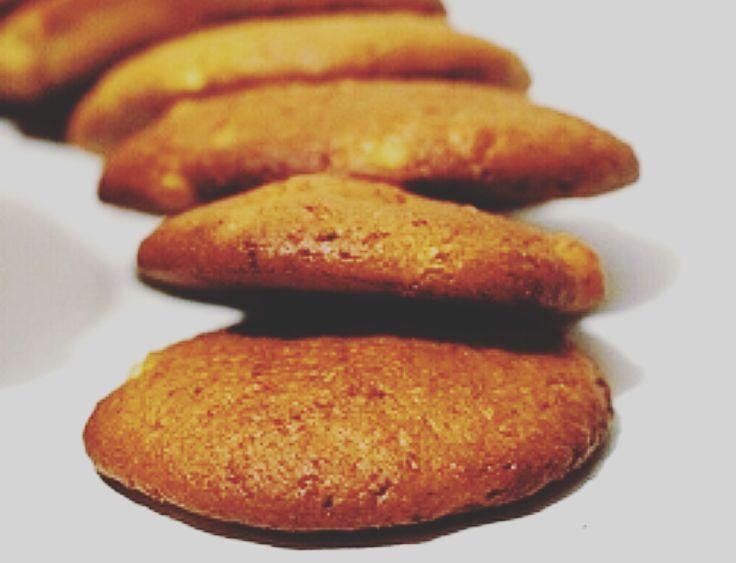 Biscotti allo Zenzero Bimby!! | Fanta Bimby