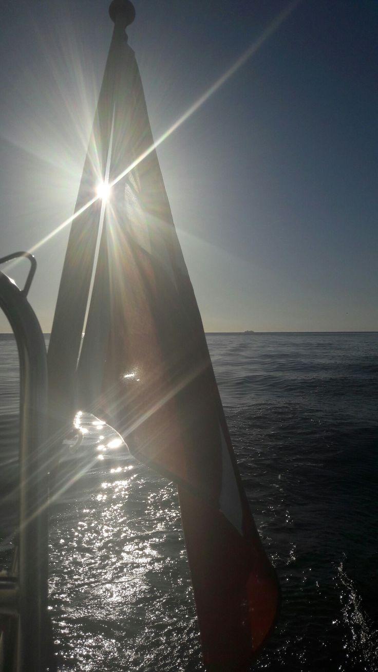 Our Yacht flag