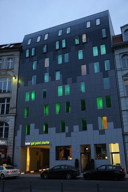 Hotel, Gat Point Charlie, Berlin