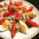 Salade de gruyère - la recette http://cuisine-meme-moniq.com/salade-de-cervelas-de-gruyere-recette-alsacienne/ #salade #saladedegruyere #alsace #fromage #cuisine #food #homemade #faitmaison N'hésitez pas à nous demander la recette, nous la publierons dans notre bloghttp://cuisine-meme-moniq.com#amazing #eat #foodporn#instagood #photooftheday#yummy #sweet #yum #Instafood #dinner #fresh #eatclean #foodie #hungry #foodgasm #tasty #eating #foodstaggram #cooking #inspiration #foodpics…
