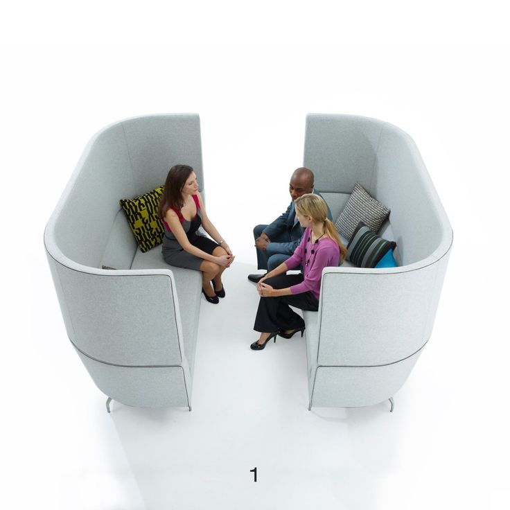 Cwtch Acoustic Sofa Range By Orangebox. Take Time Out From The World Around  Or Have That One To One In The Cwtch Sofa.