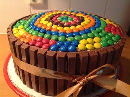 m en m taart