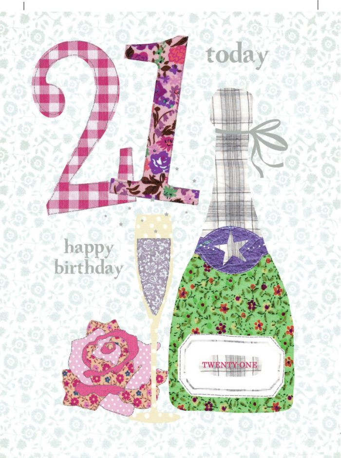 13 best Happy Birthday 21 images – 21st Birthday Card Sayings