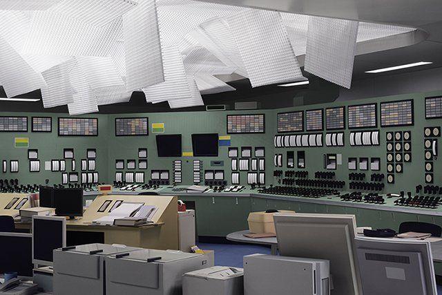 Thomas Demand, <i>Kontrollraum / Control Room, </i> (2011). ©Thomas Demand, VG Bild-Kunst, Bonn / SIAE, Rome. Courtesy of Sprueth Magers / Matthew Marks Gallery / Esther Schipper