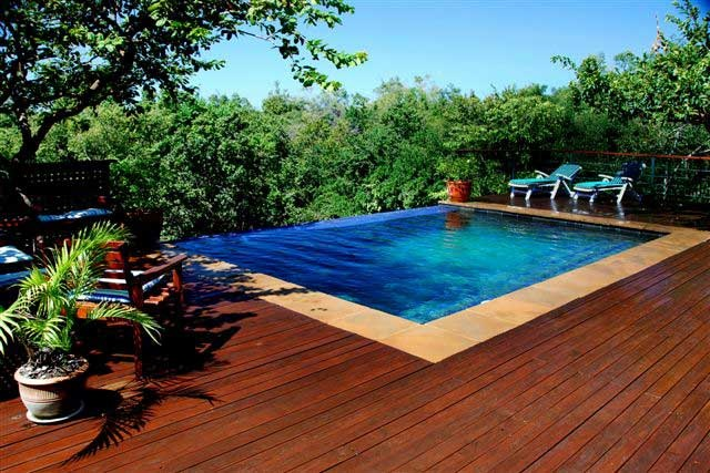 #Sandstone #Tiles and #decking #Pool #UnionTiles www.uniontiles.co.za