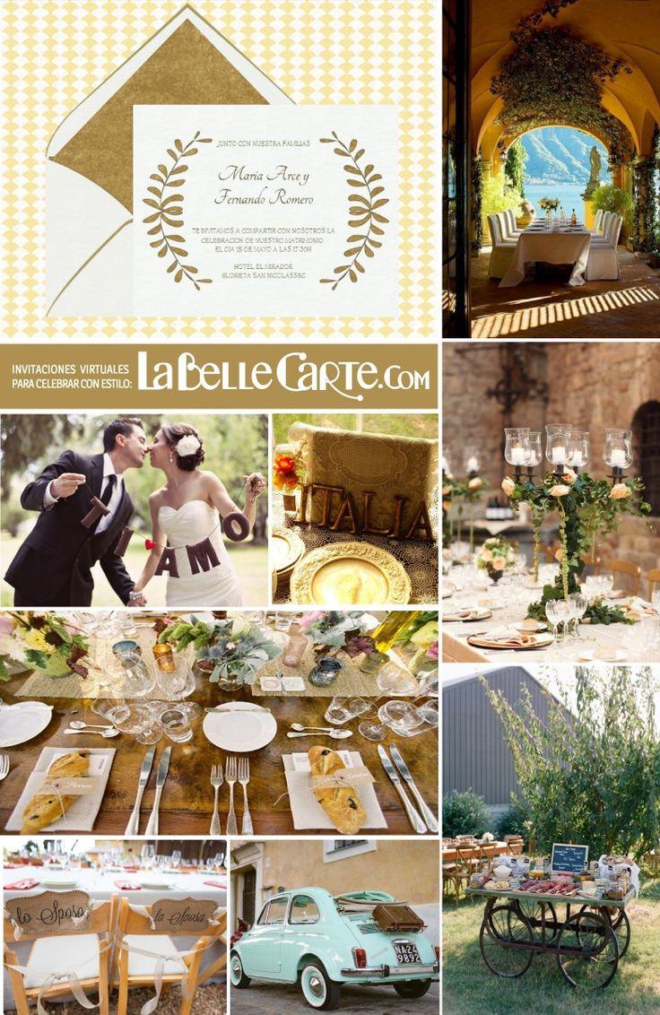 1000 ideas about italian wedding themes on pinterest for Decoracion italiana