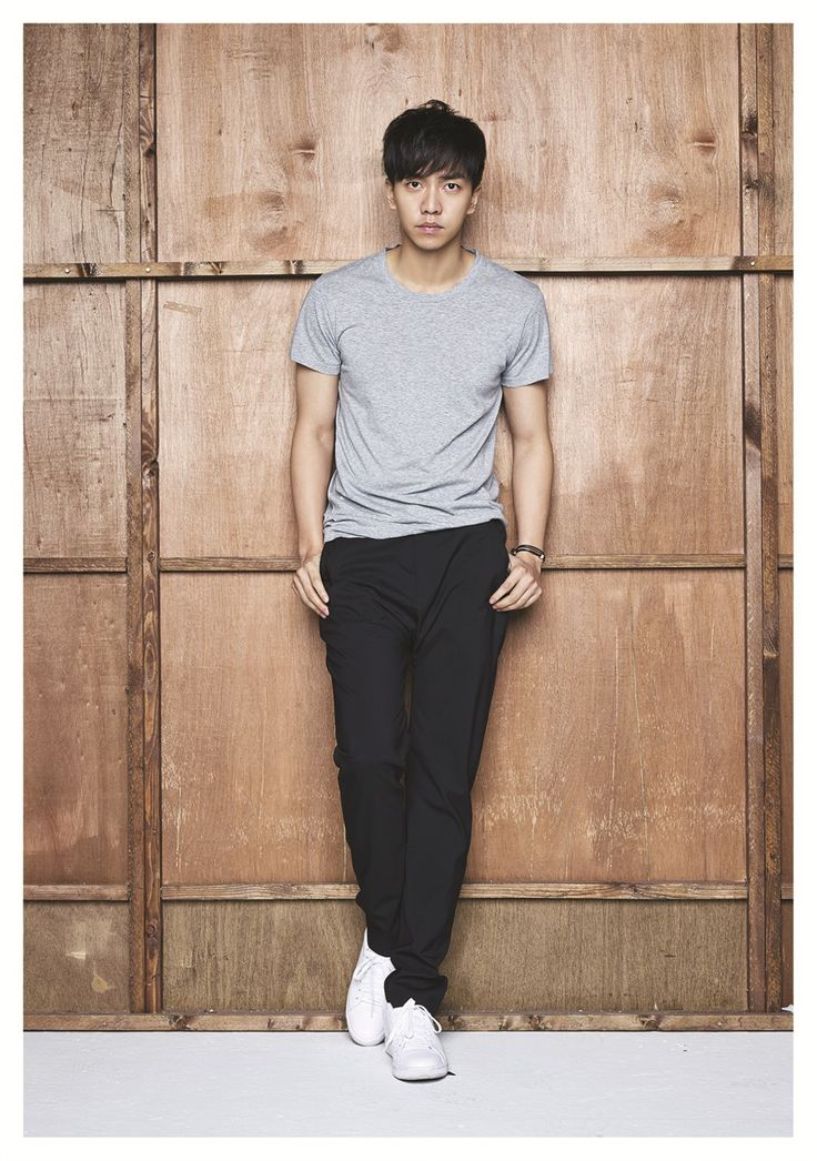 I find Lee Seung gi so attractive. I can't move on.