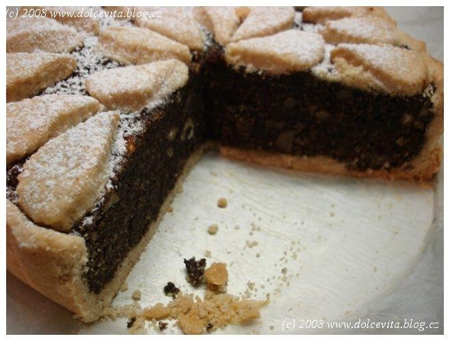 Extremne makový koláč