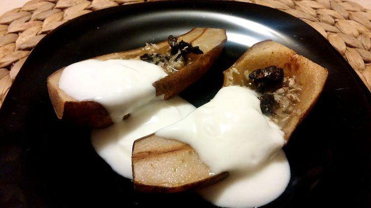 Pieczone gruszki - pyszny słodki deser