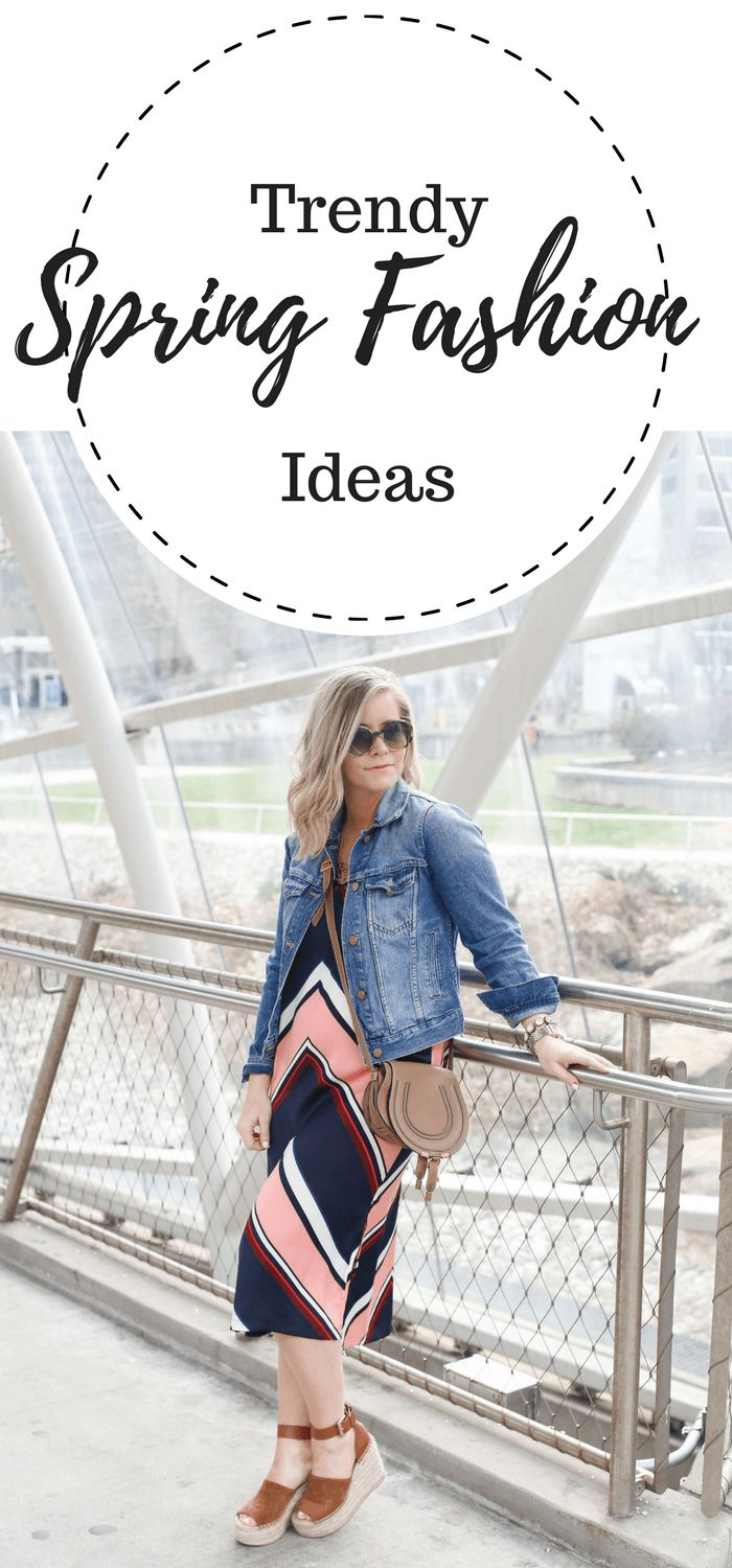 Trendy spring fashion ideas with Target Style