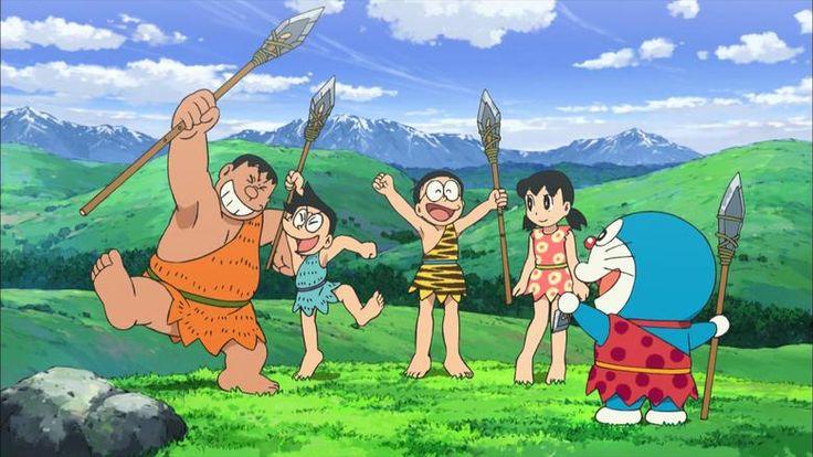 Doraemon the Movie: Nobita and the Birth of Japan (2016) - Full Movie HD