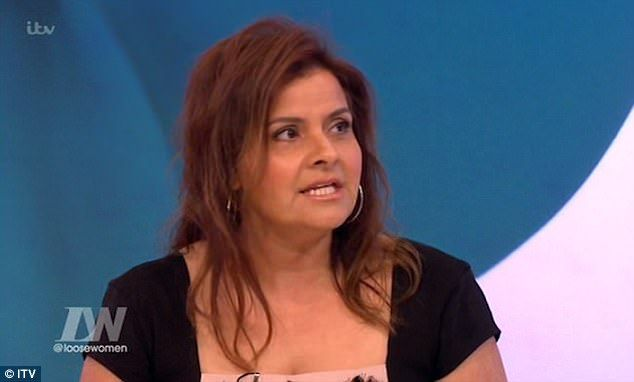 From EastEnders to Hollywood! Nina Wadia went down a storm with viewers on Thursday's edition of Loose Women, who praised her for her 'Hollywood makeover' and amazing 26-pound weight loss