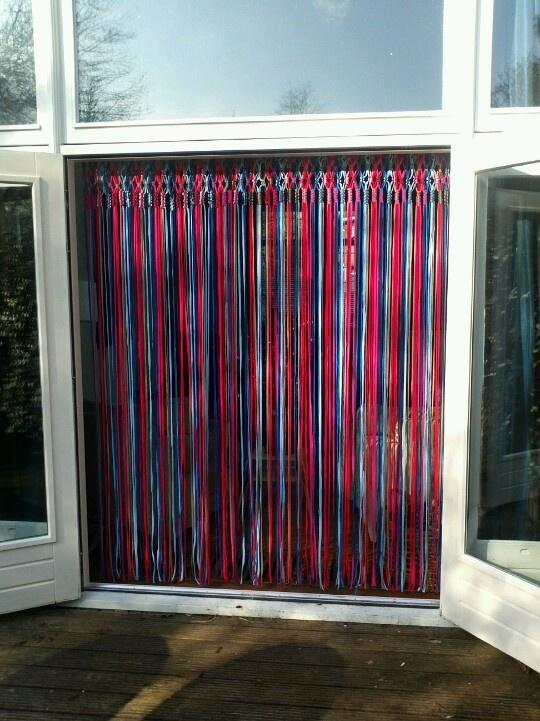 vliegengordijn crochet pinterest vorh nge gardinen vorh nge und gardinen. Black Bedroom Furniture Sets. Home Design Ideas