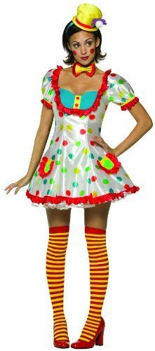 Adult Colorful Female Clown Costume (One size fits ladies size 4-10) by Rasta Imposta Take for me to see Adult Colorful Female Clown Costume (One size fits ladies size 4-10) Review You are able to obtain any products and Adult Colorful Female Clown Costume (One size fits ladies size 4-10) at the Best Price Online …